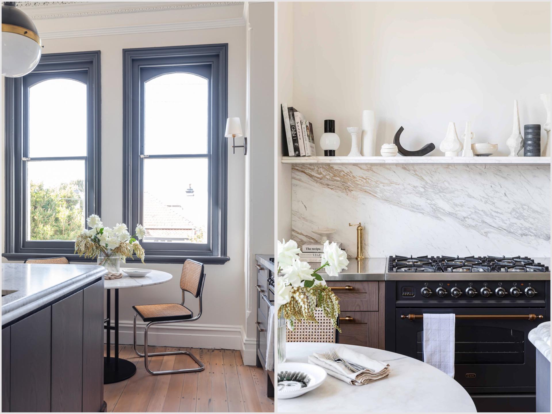 Дом в Австралии кухонная мебель