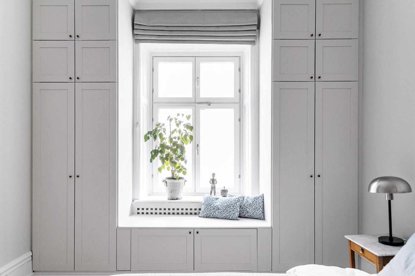 window cabinet storage