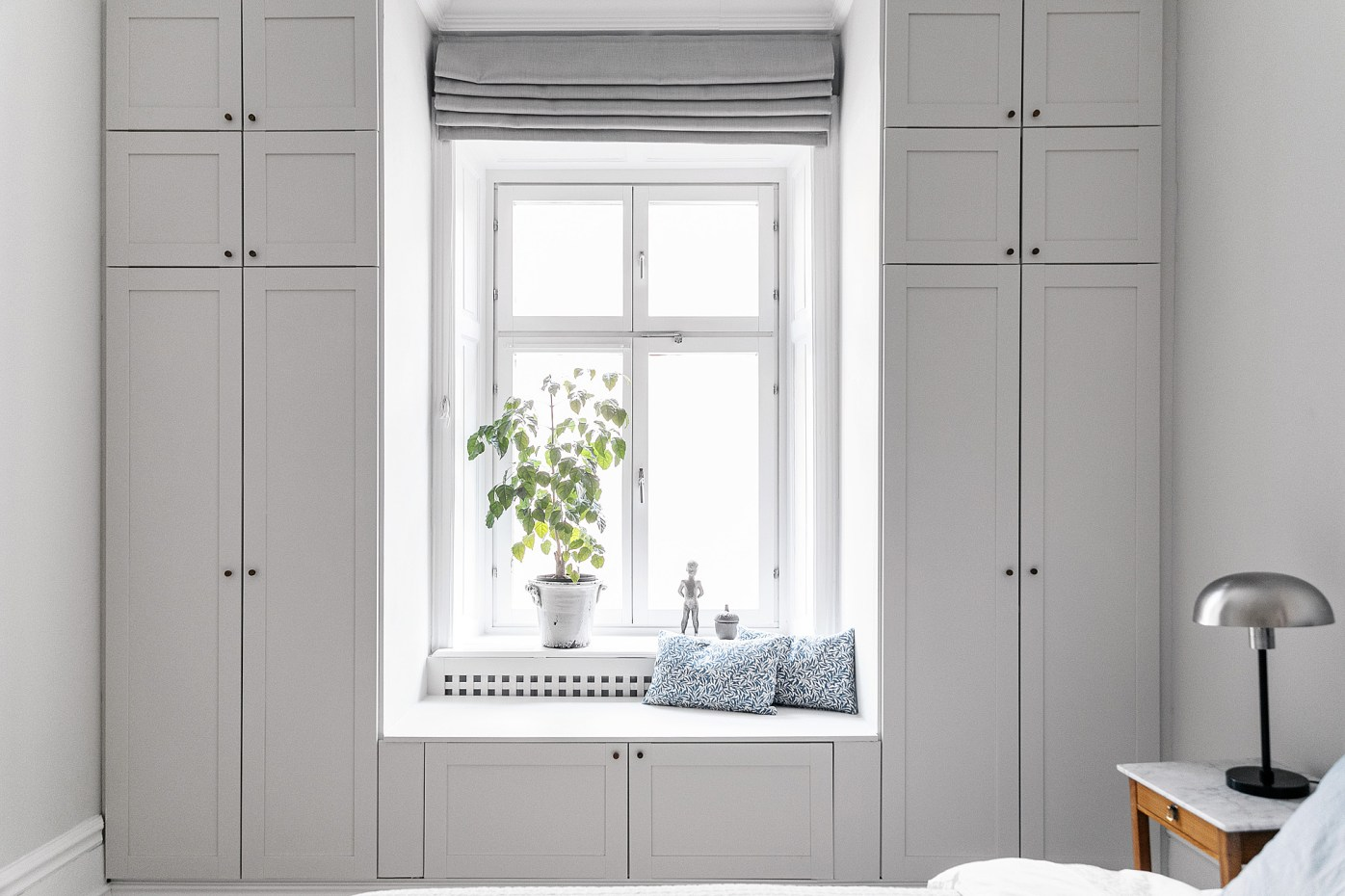 window cabinet storage