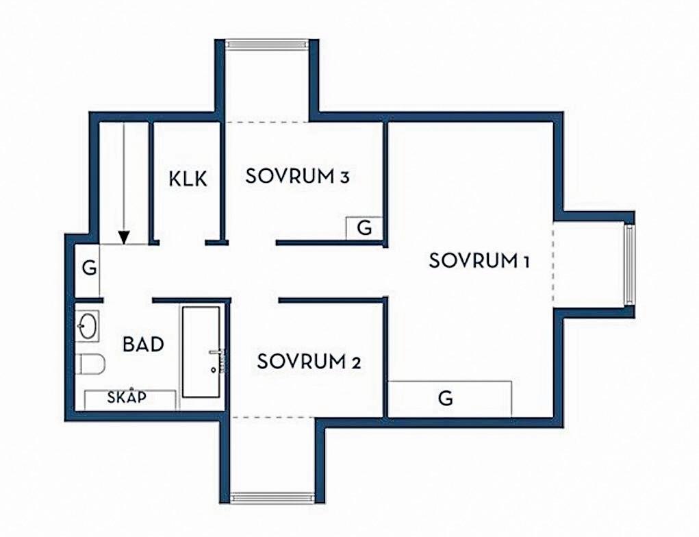 140 sqm floor plan 2