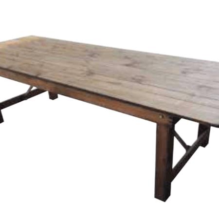 Location de table