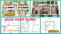 20X20 HOUSE PLANS