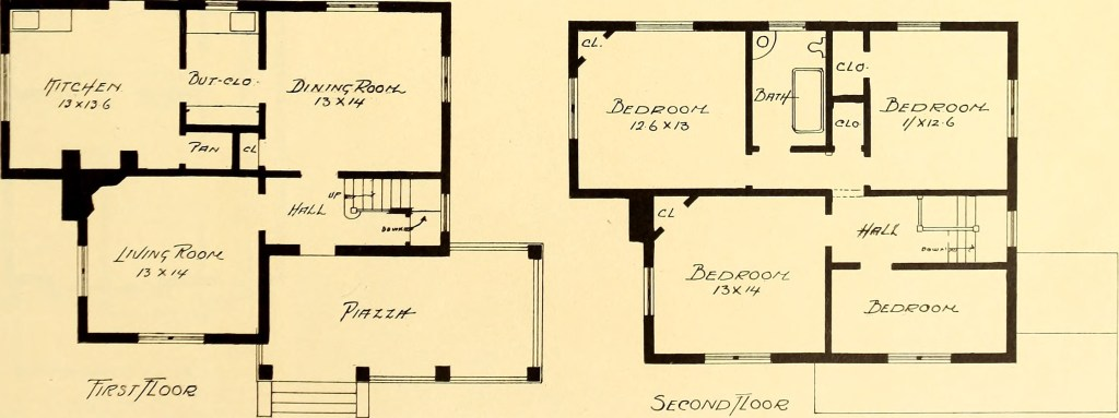 3 bedroom home plans ideas