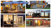 Container House Design Inspiration