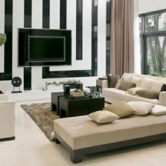 Simple Tv Panel Design For Living Room The Church Barbados Wall 35 Ultra Modern Proposals Decor10 Blog Gorgeous Elegant Drawing Interior Black And White Khaki Sofa Set