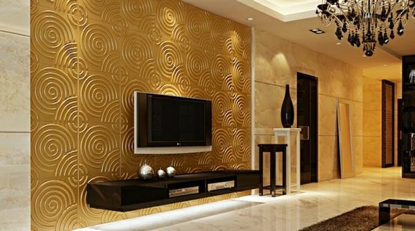 Set Design Living Room Wall Panels Tv 1. Tv Wall Panel 35 Ultra Modern  Proposals Decor10 Blog Part 36