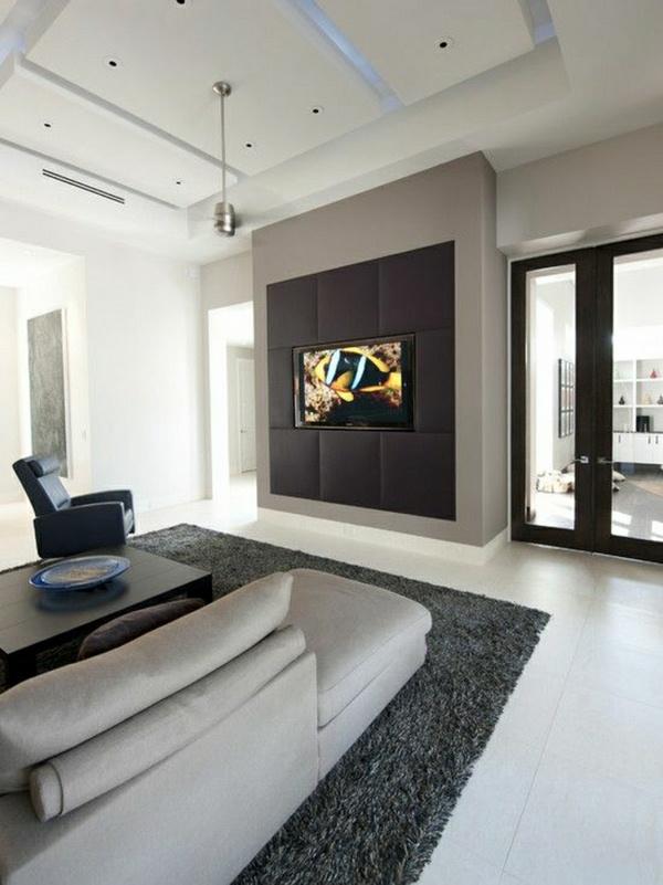 TV Wall Panel - 35 Ultra Modern Proposals - Decor10 Blog