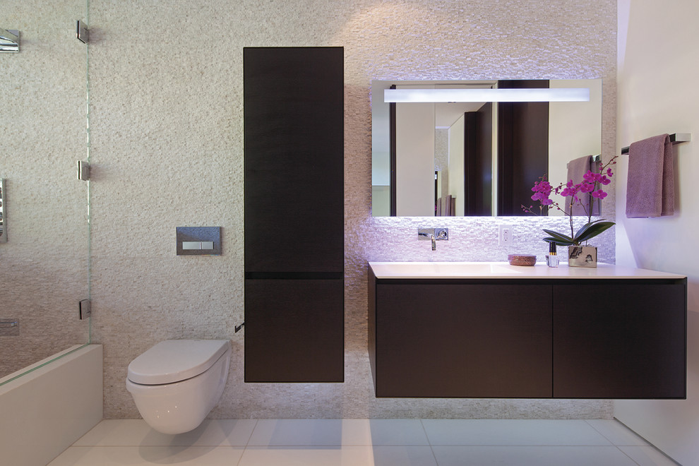 Modern Bathrooms In Small Spaces - Decor10 Blog