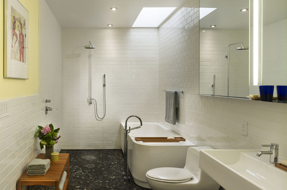 Modern Bathrooms In Small Spaces