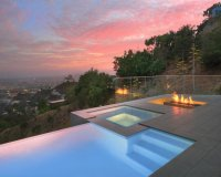 21 Landscape Tiny Backyard Infinity Pool Style Tips ...