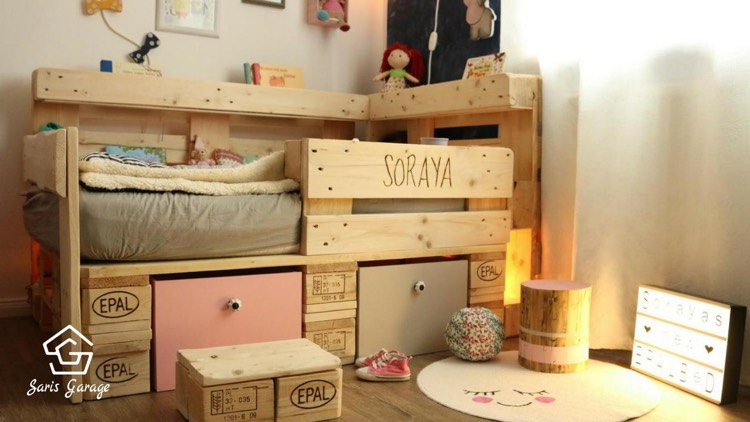 Pallet Pieces Of Furnishings Construct The Trend DIY
