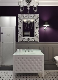 Interior Design Ideas  The Purple Color In The Interior ...