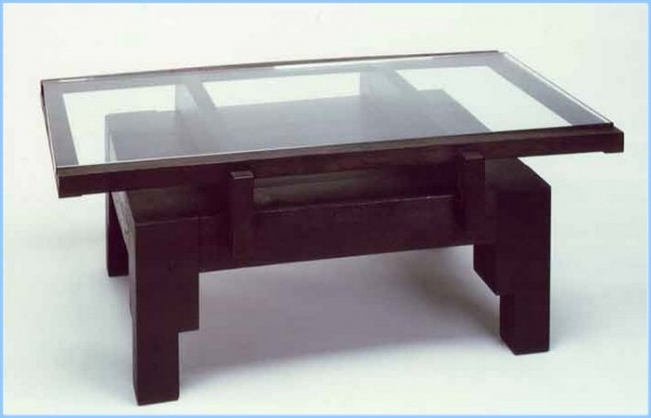 Use The Glass And Wood Coffee Table For Your Home Decor10 Blog