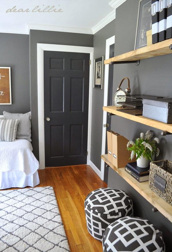 Jasons Home Office Guest Room Model Decor10 Blog