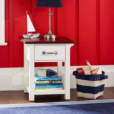 Nautical Bedroom Decor Bright Colors Fun Decorating