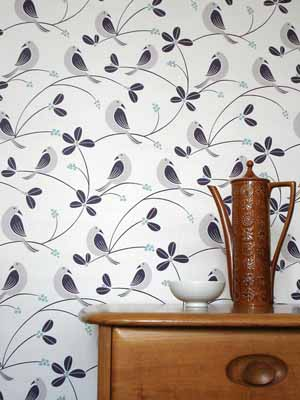 Bird Image For Wall Decoration Modern Wallpaper Stickers