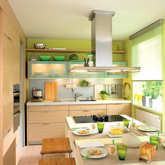 Image Result For Kitchen Color Ideas Light Cabinets