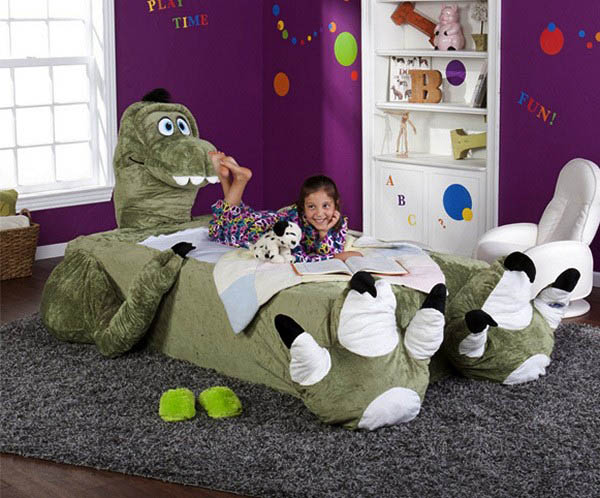 Stuffed Animal Beds Kids Bedroom Furtniture Design Ideas