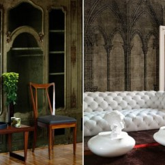 Living Room Color Palette Ideas Green Sets Latest Wallpapers From Italian Walldeco, Modern Wall ...