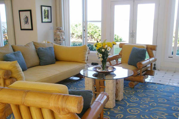 living room decor turquoise photos of colors 20 tropical home decorating ideas, charming hawaiian ...