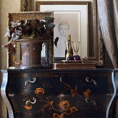 Decorating A Sofa Console Table Arm Tray Wood Home Furnishings From Ralph Lauren Home, Modern Interior ...