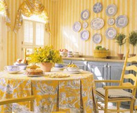 Decorative Plates Collage, Beautiful Wall Decorating Ideas