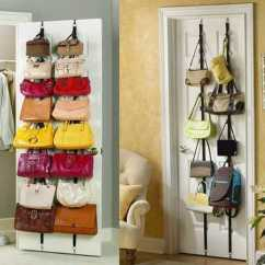 Bohemian Living Room Decor Ideas Ethan Allen 40 Handbag Storage Solutions And Home Organizers For Small ...