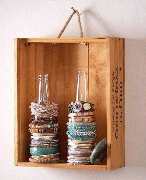 25 DIY Jewelry Organizers Blending Unique Vintage Style