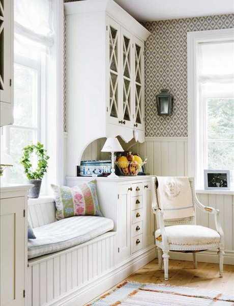 15 Swedish Shabby Chic Decorating Ideas Celebrating Light ...