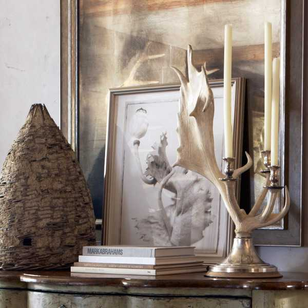 Decorative Fabrics and Decor Ideas from Ralph Lauren Home for Winter Decorating