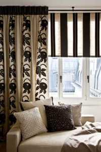Modern Home Decorating Fabrics Bring Beautiful Colors and ...