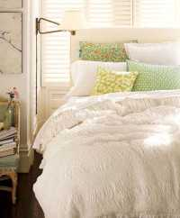 Textured Bedding Sets Add Flair and Charm to Bedroom ...