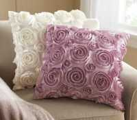 20 Decorative Pillows with Dresses and Flowers for ...