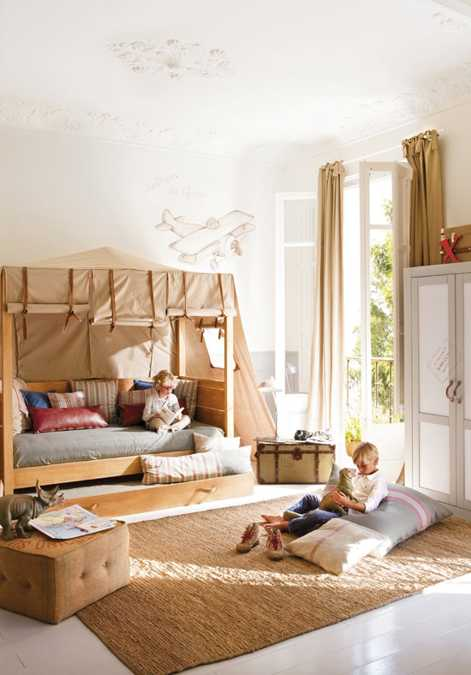 Creative Kids Room Decorating Ideas For Young Travelers