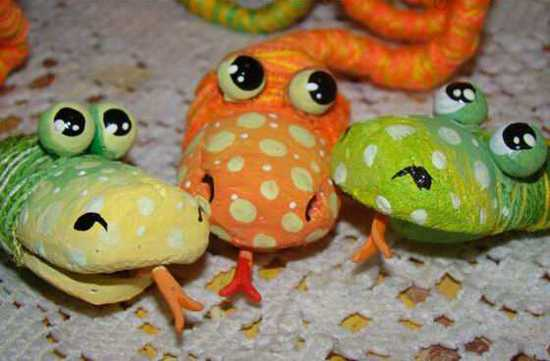 30 Snake Craft Ideas for Making Kids Toys Gifts and Home Decorations