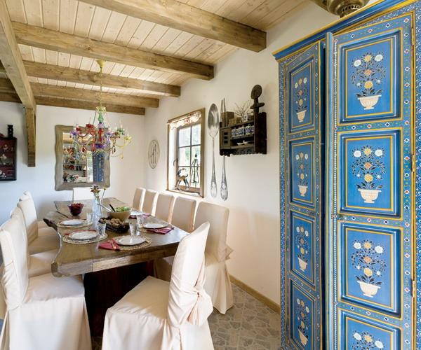 French Country Blue Decor
