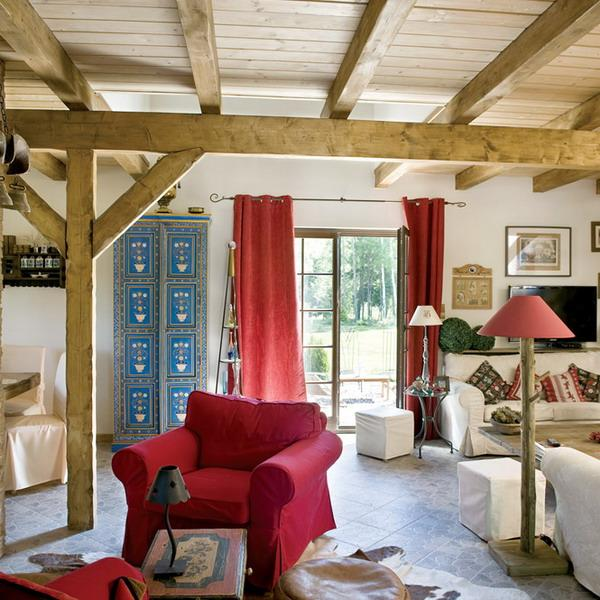mirror decor in living room burnt orange french country for elegant home decorating ...