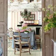 Traditional Wingback Chair Wedding Covers Hawaii 22 French Country Decorating Ideas For Modern Dining Room Decor