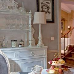 Shabby Chic Living Rooms Pictures Reclaimed Wood Accent Wall Room 22 French Country Decorating Ideas For Modern Dining ...