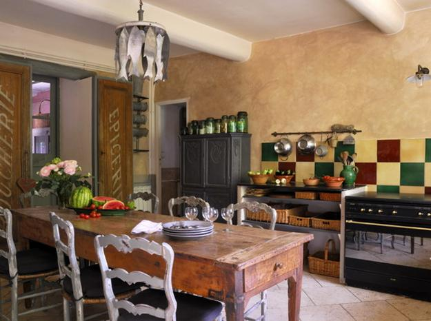French Country Furniture For Stunning Dining Room