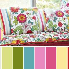 Selecting Paint Colors For Living Room Furnishings And Design Summer Decorating Color Schemes Your Rooms ...