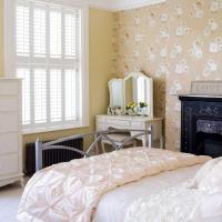 Wall Mirrors and 33 Modern Bedroom Decorating Ideas
