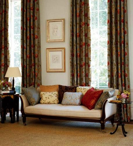 Color Schemes Room Living Brown Furniture