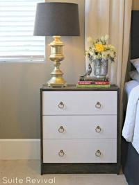 Beautiful Bedroom Decorating Ideas with Hand Painted ...