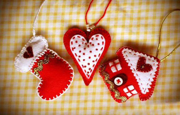 Simple Christmas Ornaments Homemade