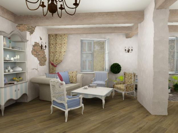 black and white wallpaper ideas for living room round table with storage 20 modern interior decorating in provencal style