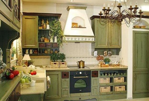 Modern Art Deco Kitchen Design