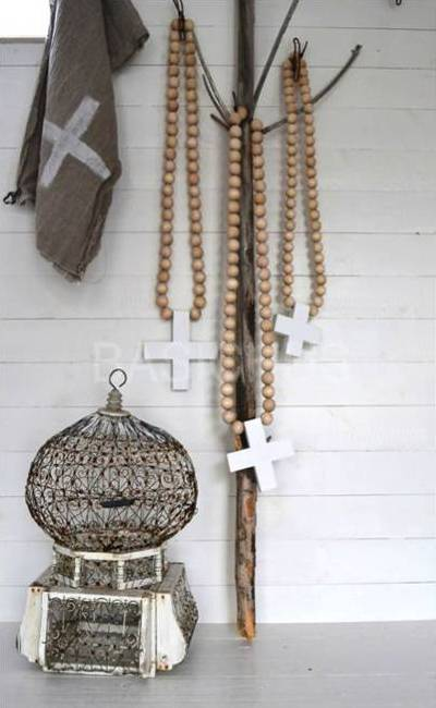 Modern Chandelier 35 Ideas For Interior Decorating With Wooden Beads And