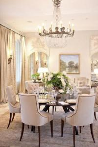 25 Ideas for Classic Dining Room Decorating with Vintage ...