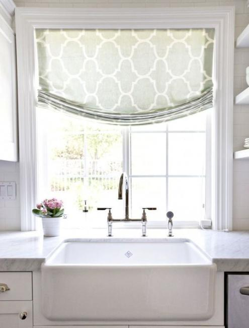 kitchen window coverings design showrooms 20 beautiful treatment ideas for and ...